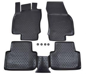 Alfombrillas de goma SEAT Ateca 2016-up  SUV  4 piezas