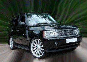 Barras de paso lateral para Land Rover Vouge OE Style, 2002-2012
