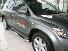 Marcos laterales de acero inoxidable para Nissan Murano