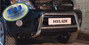 Bullbar delanteros Steeler para Toyota Hilux 2007-2012 Modelo S
