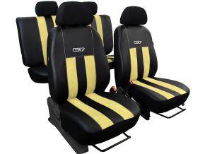 Fundas de asiento a medida GT CITROEN BERLINGO XTR III 7x1 (2018-2019)