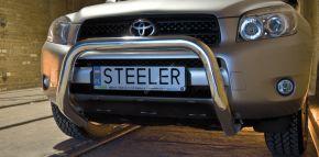 Bullbar delanteros Steeler para TOYOTA RAV4 2006-2010 Modelo U