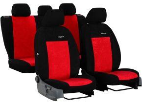 Fundas de asiento a medida Elegance VOLKSWAGEN T5 6p. DOUBLE CAB (2009-2015)