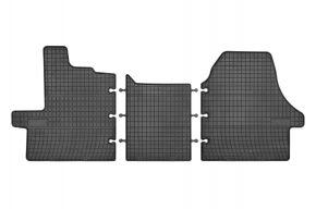 Alfombrillas de goma para PEUGEOT BOXER 3 piezas 2014-