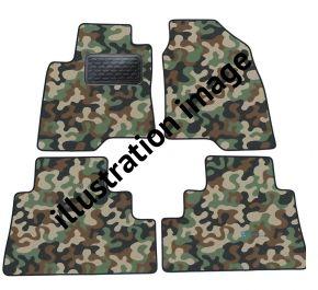 Army car mats Audi TT  8J 2006-2014 4ks