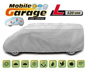 Funda para coche MOBILE GARAGE L520 van Volkswagen T5 520-530 cm