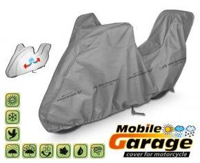 Funda para moto MOBILE GARAGE 215-240 cm + maletero