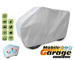 Funda para quad MOBILE GARAGE 180-215 cm + maletero