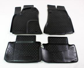 Alfombrillas de goma CHRYSLER 300C 2004-2012  4 piezas