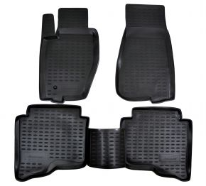 Alfombrillas de goma JEEP Grand Cherokee  2005-2010
