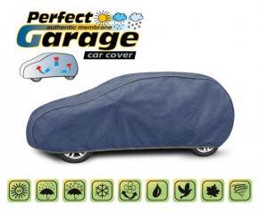 Funda protectora de membrana suave para todo el automóvil PERFECT GARAGE hatchback/kombi Citroen C3 Picasso 405-430 cm