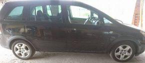 Protector plástico paso de rueda para OPEL ZAFIRA B 2005-2014
