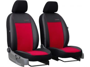 Fundas de asiento a medida Exclusive CITROEN JUMPY I 1+1 (1994-2007)