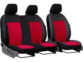 Fundas de asiento a medida Exclusive CITROEN JUMPY II 2+1 (2007-2016)