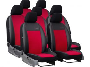 Fundas de asiento a medida Exclusive TOYOTA LAND CRUISER 100 7p. (2002-2005)