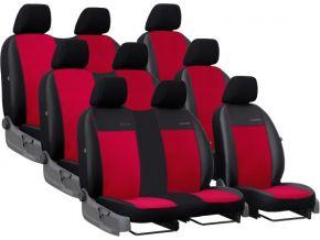 Fundas de asiento a medida Exclusive VOLKSWAGEN T6 9p. (2015→)