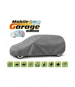 Funda para coche MOBILE GARAGE XL LAV FIAT DOBLO 443-463 cm