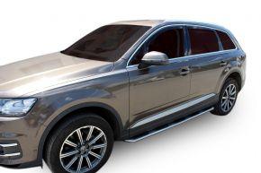 Barras de paso lateral para Audi Q7 2015-