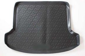 Alfombrillas de maletero a medida para Nissan QASHQAI Qashqai 2007-