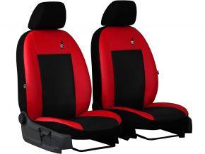 Fundas de asiento a medida de Piel ROAD VOLKSWAGEN T6 1+1 (2015→)