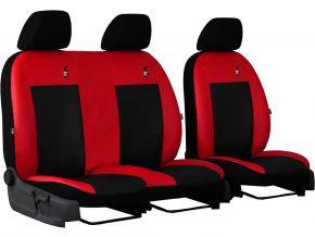 Fundas de asiento a medida de Piel ROAD OPEL MOVANO III 2+1 (2010-2020)
