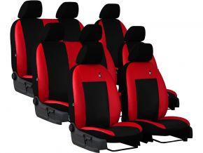 Fundas de asiento a medida de Piel ROAD VOLKSWAGEN T6 8p. (2015→)