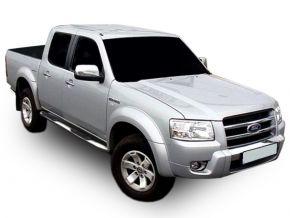Marcos laterales de acero inoxidable para Ford Ranger 2006-2013