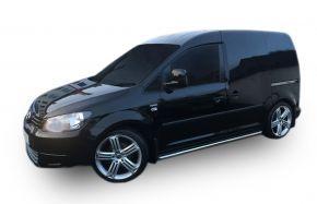 Marcos laterales de acero inoxidable para Volkswagen Caddy 2003-2015, 60,3 mm