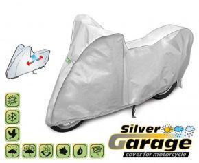 Funda para moto SILVER GARAGE 215-240 cm