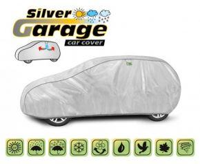 Funda sombreadora y contra la lluvia SILVER GARAGE hatchback/kombi
