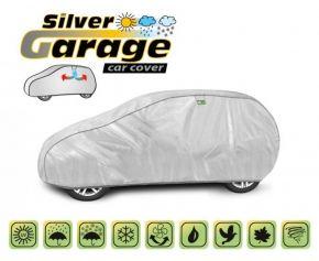 Funda sombreadora y contra la lluvia SILVER GARAGE hatchback Smart ForFour 355-380 cm