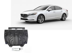 Protectores  de motor y caja de cambios Mazda 6 1,8; 2,0; 2,5 2015-