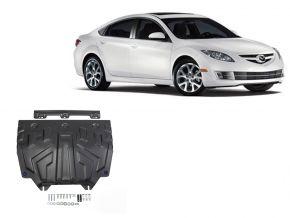 Protectores  de motor y caja de cambios Mazda 6 1,8; 2,0; 2,5 2013-2015