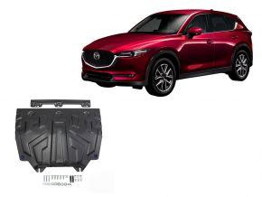 Protectores  de motor y caja de cambios Mazda CX-5 2,0; 2,5; 2,2D 2017-