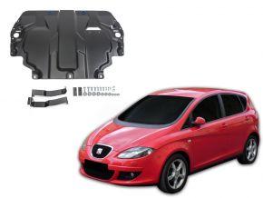 Protectores  de motor y caja de cambios Seat Altea 1,6; 2,0TDI; 2,0TSI 2004-2015