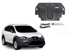 Protectores  de motor y caja de cambios Seat Altea Freetrack 2,0 TSI 2004-2015