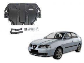 Protectores  de motor y caja de cambios Seat Cordoba III se adapta todos motores 2003-2009