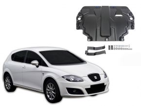 Protectores  de motor y caja de cambios Seat Leon 1,6; 2,0TDI 2005-2013