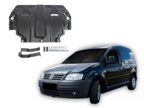 Protectores  de motor y caja de cambios Volkswagen  Caddy III se adapta todos motores (w/o heating system) 2006-2015