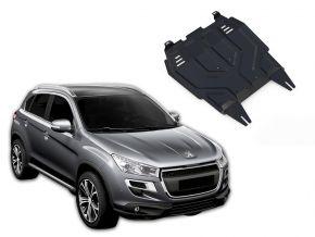 Protectores  de motor y caja de cambios Peugeot  4008 se adapta todos motores 2012