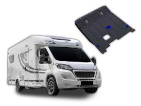 Protectores  de motor y caja de cambios Peugeot  Boxer Caravan se adapta todos motores 2014