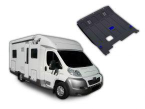 Protectores  de motor y caja de cambios Peugeot  Boxer Caravan se adapta todos motores 2006-2014