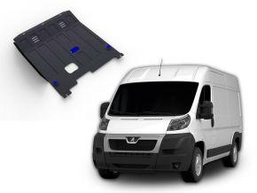 Protectores  de motor y caja de cambios Peugeot  Boxer se adapta todos motores 2006-