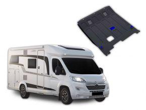 Protectores  de motor y caja de cambios Citroen Jumper Caravan se adapta todos motores 2014