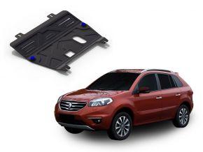 Protectores  de motor y caja de cambios Renault Koleos 2,0; 2,5 2007-2013
