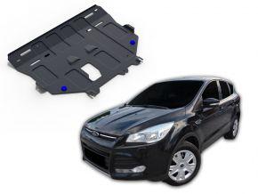 Protectores  de motor y caja de cambios Ford Kuga 1,5 Ecoboost; 1,6; 2,5 2013-2016