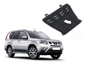 Protectores  de motor y caja de cambios Nissan X-Trail T32 2,0; 2,5 2013-2015
