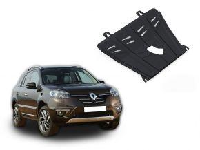 Protectores  de motor y caja de cambios Renault Koleos 2,0; 2,5 2014-2017