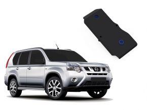 Tapa de diferencial de acero Nissan X-Trail 4WD 2,0; 4WD 2,5 (solo para motor el especificado!), 2007-2013
