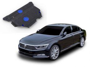 Protectores  de motor y caja de cambios Volkswagen Passat (B8) FWD 1,4TSI; FWD 1,8TSI 2015-